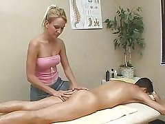 Massage xxx tube - old and young fuck