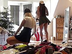Stocking xxx tube - junge Paare beim Sex
