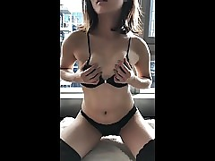 Lingerie adult tube - young blonde fucked